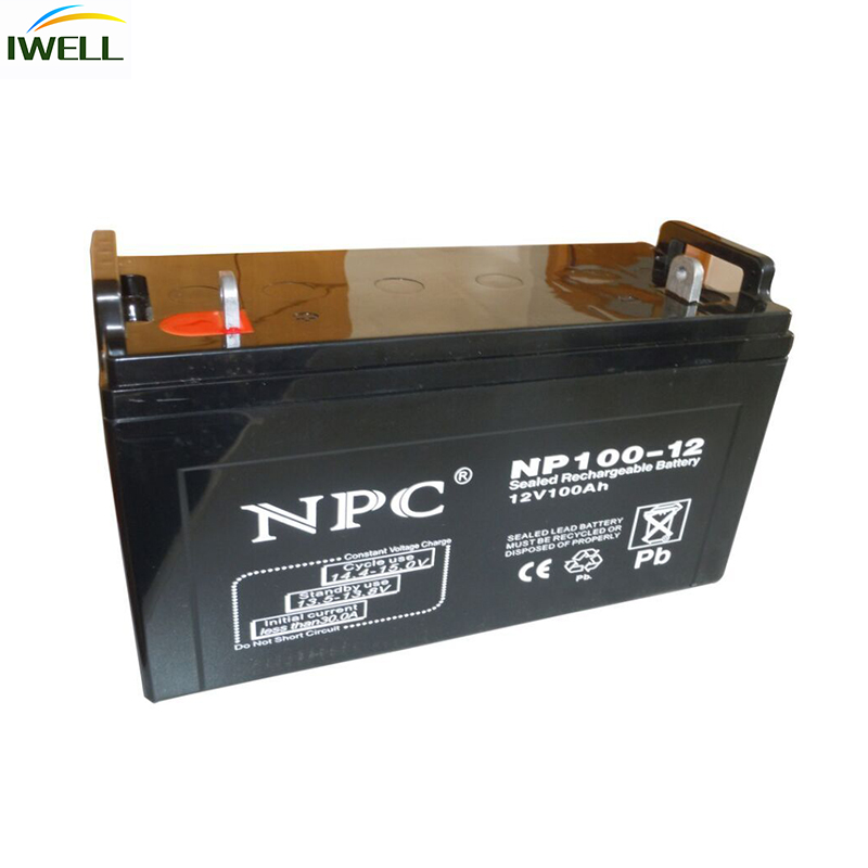 7~200Ah 12V Lead Acid Battery