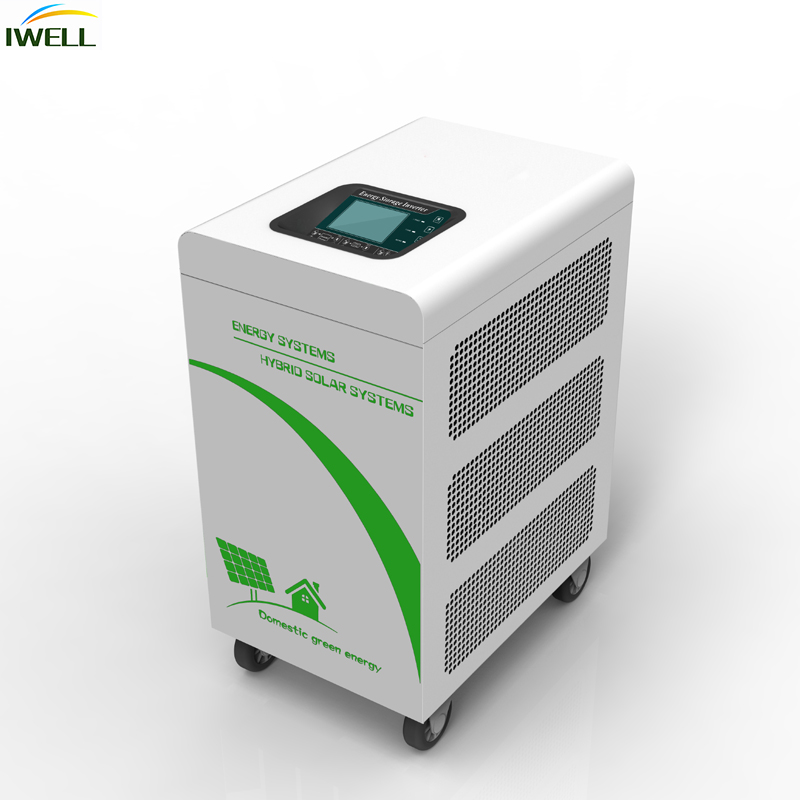 3MUE 9~12KW Three Phase Low Frequency On/Off Grid Hybrid Solar Inverter