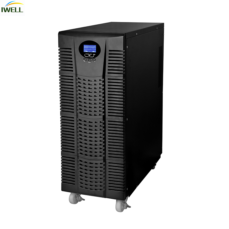 10~80KVA Three Phase High Frequency UPS