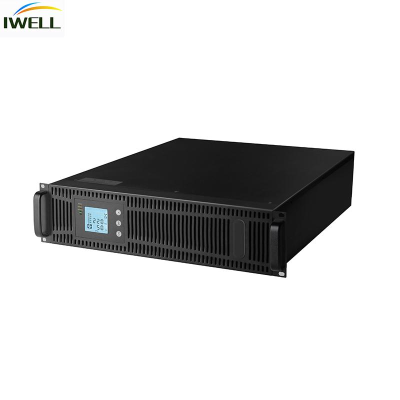 1~10KVA Online Rack Mount UPS