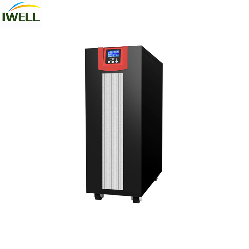 6~40KVA I3D Series 3/1 phase Low Frequency Online UPS