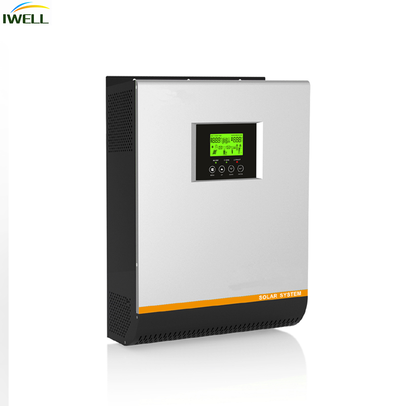 MUA 2~5KVA  Built-in MPPT High Frequency Off Grid Solar Inverter