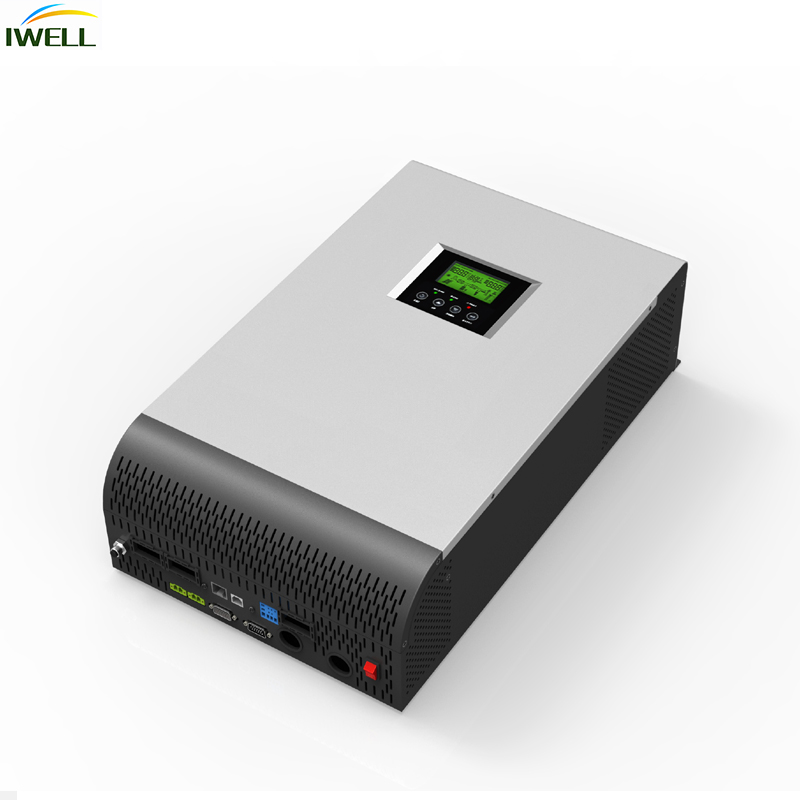 MUB 2~5KVA Built-in PWM High Frequency Off Grid Solar Inverter