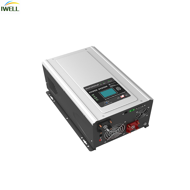 MUC 1~6KW  MPPT Low Frequency Solar Inverter