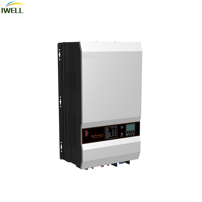 MUD 1~12KW MPPT Low Frequency Solar Inverter