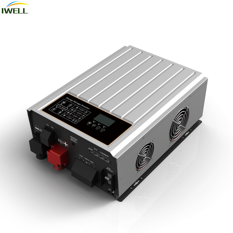 MUE 2~4KW Single Phase Low Frequency On/Off Grid Hybrid Solar Inverter