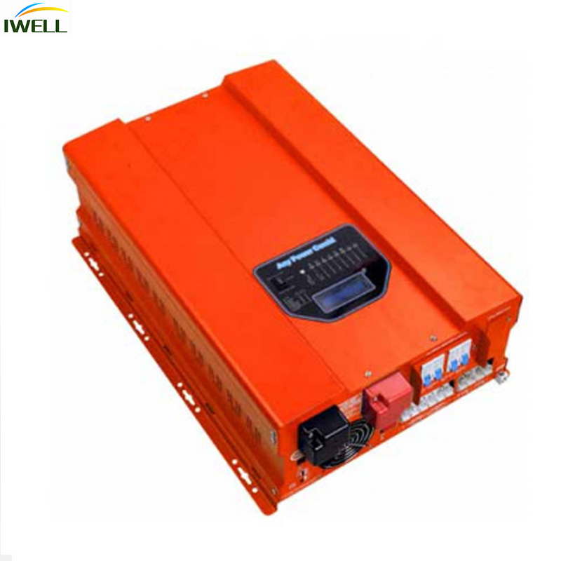 PE(V) 2-12KW Single Phase Off Grid Solar Inverter