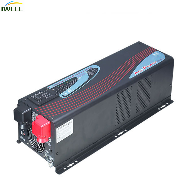 PSV 1-6KW Built-in MPPT Single Phase Off Grid Solar Inverter